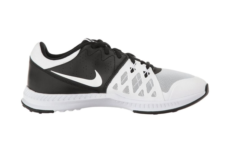 Nike Men's Air Epic Speed TR II Cross Trainer Shoe (Black/White, Size 8.5 US)