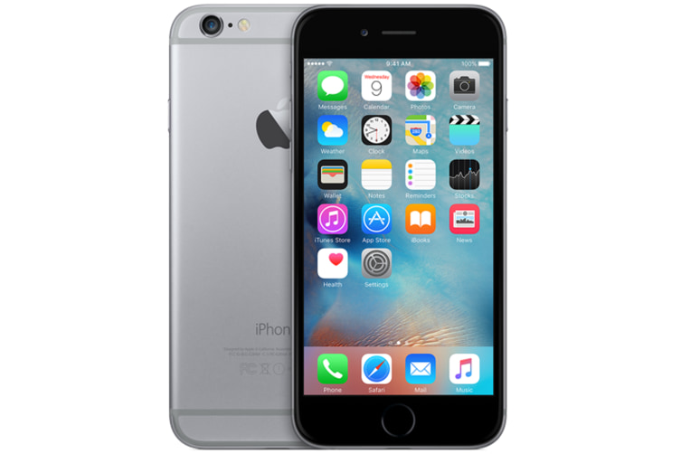 iPhone 6 - Space Grey 64GB - Excellent Condition Refurbished