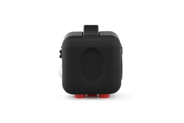 Fidget Cube (Black/Red)