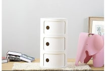 Storage Drawer - White