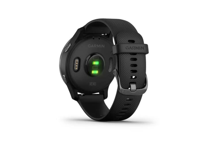 Garmin Venu (Black with Slate Hardware)
