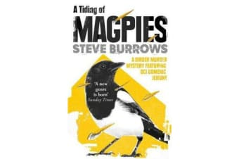 A Tiding of Magpies - A Birder Murder Mystery