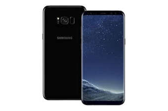 Samsung Galaxy S8 Plus - Black 64GB – Excellent Condition Refurbished