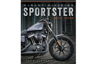 Harley-Davidson Sportster - Sixty Years
