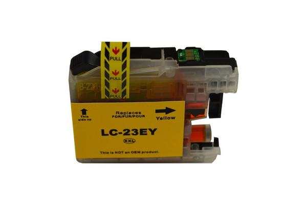 LC-23E Yellow Compatible Inkjet Cartridge