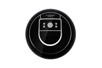 WJS Sweeping Robot Charging Lazy Smart Vacuum Cleaner Sweeping Machine Home Appliances Gifts Home Smart Sweeping Robot-Black