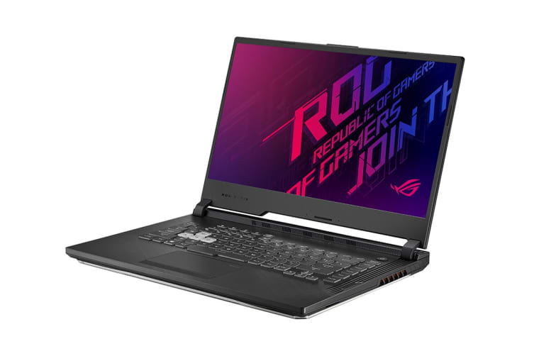 "ASUS ROG Strix G 15.6"" Core i7-9750H 16GB RAM 512GB SSD GTX1660Ti 120Hz Gaming Laptop (GL531GU-AL065T)"