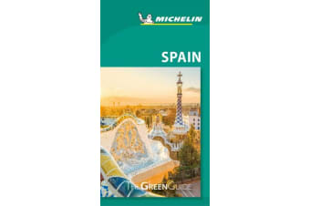 Spain - Michelin Green Guide - The Green Guide