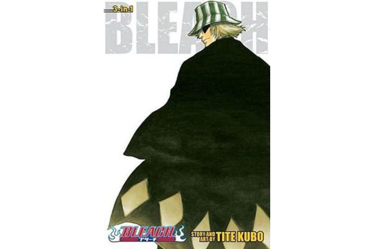 Bleach (3-in-1 Edition), Vol. 2 - Includes vols. 4, 5 & 6