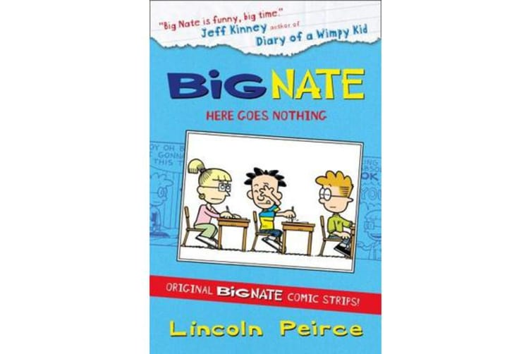 Big Nate Compilation 2 - Here Goes Nothing