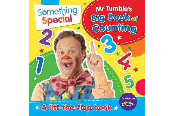 Something Special - Mr Tumble's Big Book of Counting
