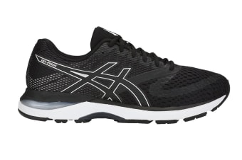 ASICS Men's GEL-Pulse 10 Running Shoe (Black/Silver, Size 10.5)