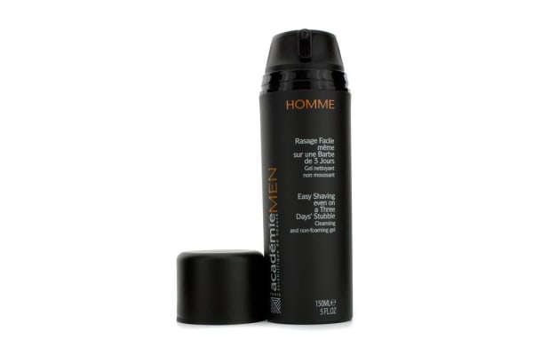 Academie Men Cleansing & Non-Foaming Gel (150ml/5oz)