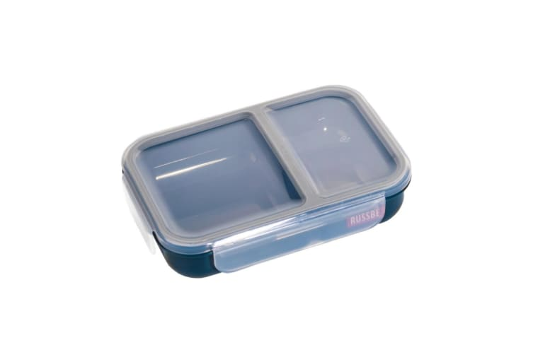 Russbe Bento Lunch Boxes-navy 680ml