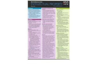 LexisNexis Quick Reference Card - Intellectual Property
