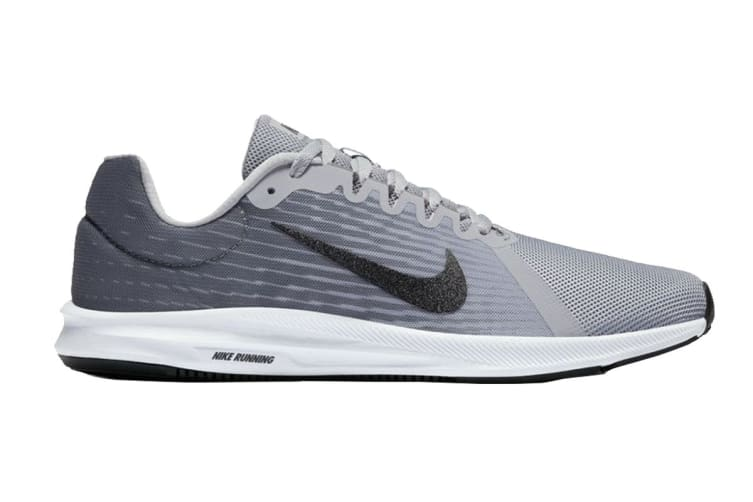 Nike Downshifter 8 Men's Running Shoe (Black/White, Size 10.5 US)