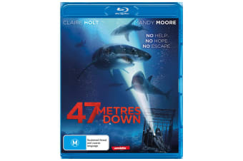 47 Metres Down Blu-ray Region B