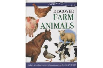 Wonders of Learning: Discover Farm Animals - Wonders Of Learning Omnibus