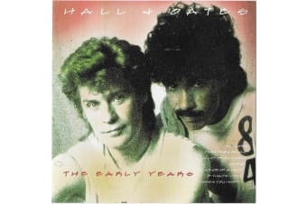 "Hall& Oates"" The Early Years"" BRAND NEW SEALED MUSIC ALBUM CD - AU STOCK"