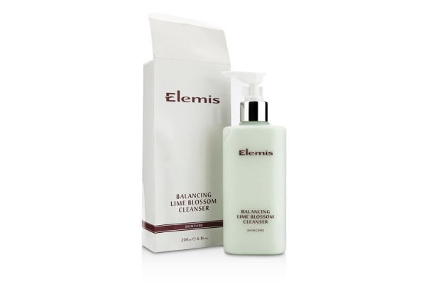 Elemis Balancing Lime Blossom Cleanser (Box Slightly Damaged) (200ml/6.8oz)