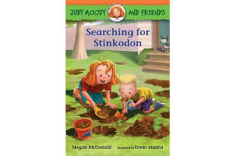 Judy Moody and Friends - Searching for Stinkodon