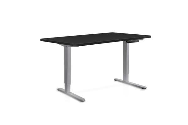 Image of 100cm Adjustable Frame Standing Desk (Black)