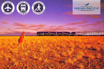 The Indian Pacific – 5 Day Luxury Rail Package Including Flights