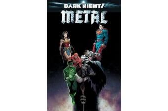 Dark Nights: Deluxe Edition - Metal