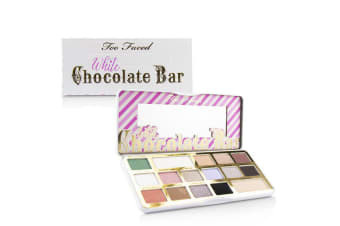 Too Faced White Chocolate Bar Eye Shadow Palette 17.7g