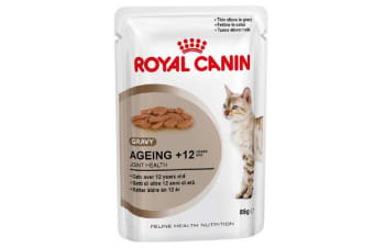 Royal Canin Ageing in Gravy - 1 Pack
