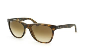 Ray-Ban RB4184 - Light Havana (Crystal Brown Gradient lens) Unisex Sunglasses