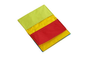 Buster Activity Mat Game Book (Red/Yellow)