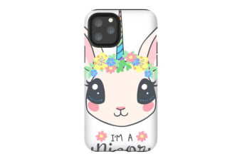 For iPhone 11 Pro Shielding Back Case  Bunnycorn