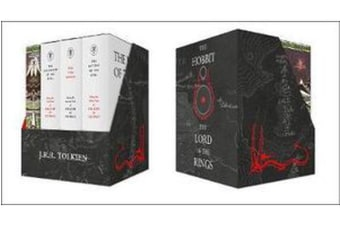 The Hobbit & The Lord of the Rings Gift Set - A Middle-earth Treasury