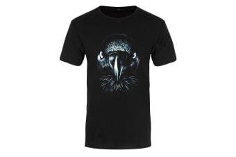 Unorthodox Collective Mens Raven Premium T-Shirt (Black)