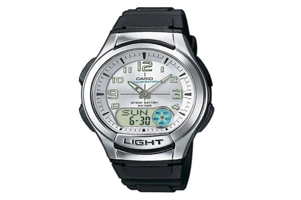 Casio Men's Ana-digi (AQ-180W-7BV)