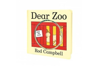 Dear Zoo Book and CD
