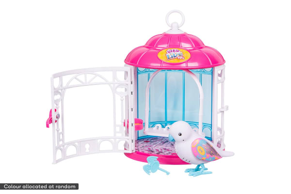 Little Live Pets Secret Songbird With Cage
