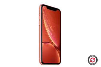 Apple iPhone XR Refurbished (128GB, Coral) - A Grade