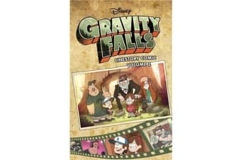 Disney Gravity Falls Cinestory Comic - Volume 3