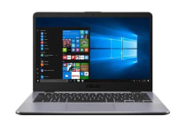 "ASUS 14"" VivoBook Slim i5-7200U 8GB RAM 256GB SSD Windows 10 Pro HD Notebook (K405UA-BV200R)"