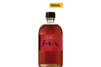 Akashi 6 Years Old Red Wine Cask Whisky 500mL Bottle