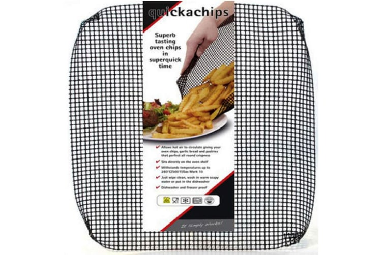 Quickachips Mesh Chip Tray