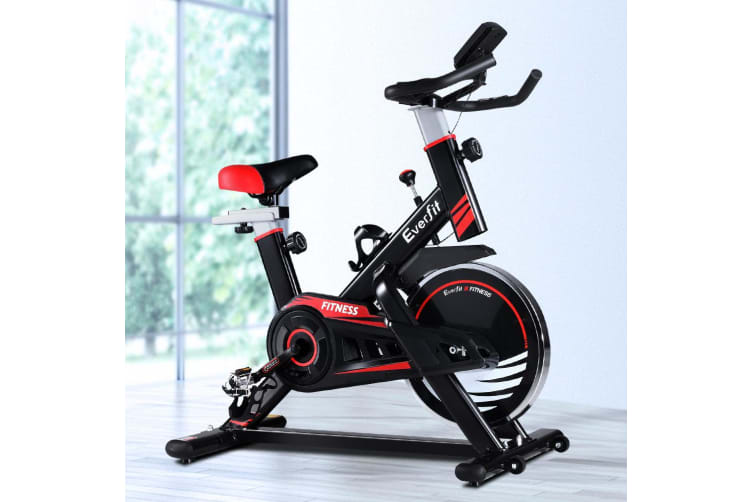 Spin Exercise Bike Cycling Fitness Commercial Home Workout Gym Equipment