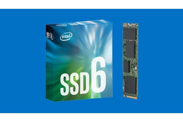 Intel 600P Series M.2 2280 1000GB 1TB SSD PCIe NVMe 1800/560MB/s 155K/128K IOPS 1.6 Million Hours MTBF Solid State Drive 5yrs Wty