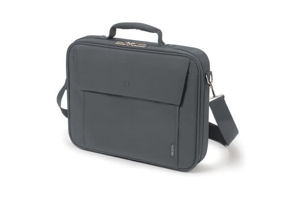 "Dicota Multi BASE Carry Bag / Case with shoulder strap for 14""-15.6""  Notebook /Laptop (Grey)"