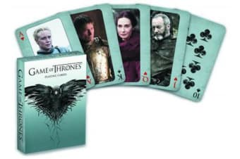 Game of Thrones Playing Cards 2nd Ed.