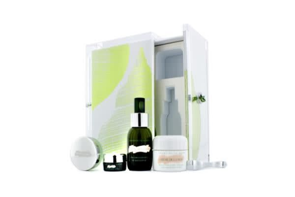 La Mer TThe Rescue Collection: Creme De La Mer 30ml + Concentrate 30ml +  Lip Balm 9g + Eye Concentrate 5ml + Box (4pcs+1box)