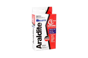 Selleys 200Ml 5-Minute Araldite