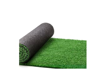 80SQM Artificial Grass Lawn Flooring Outdoor Synthetic Turf Plastic Plant Lawn Olive green